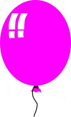 balloon clipart 3 Cartoon Pink | Clipart Panda - Free Clipart Images