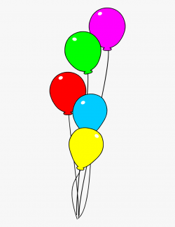Balloon Clipart Png - Balloons Clip Art No Background ...