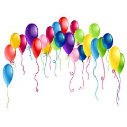 Party Balloons Clipart   Clipart Panda - Free Clipart Images   Clip ...