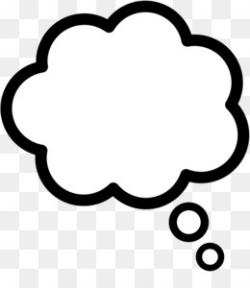 Free download Thought Speech balloon Clip art - Talk Balloon png.
