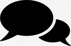 Conversation Speech balloon Clip art - speech bubbles png download ...