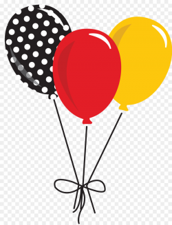 Minnie Mouse Mickey Mouse Balloon Clip art - Fancy Balloons Cliparts ...