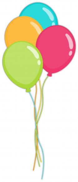 BALLOONS CLIP ART | CLIP ART - BALLOONS - CLIPART | Pinterest | Clip ...
