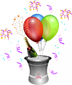 Free Party Clipart - Graphics of Parties