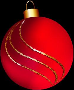 Large Red Ornament Clipart | Christmas Clip Art | Pinterest ...