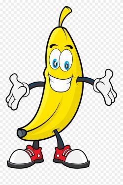 Sumptuous Design Inspiration Clip Art Banana Clipart ...
