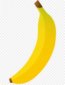 Banana Clip art - banana PNG image png download - 2569*4605 - Free ...