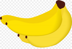 Banana Cartoon clipart - Banana, Yellow, Food, transparent ...