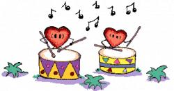 Boulder School of Music - Drum Clipart
