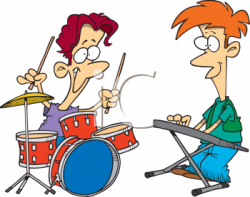Nice Design Band Clipart Country And Western Royalty Free Clip Art ...
