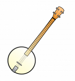 Free clip art banjo clipart images gallery for free download ...