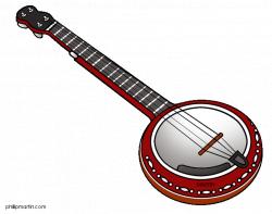 Www Banjo Clipart