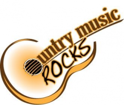 Country Music Clipart - cilpart