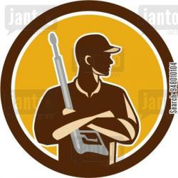 pressure gun cartoons - Humor from Jantoo Cartoons