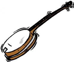 Free Banjo Clipart