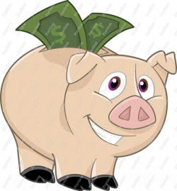 Piggy Bank Clip Art