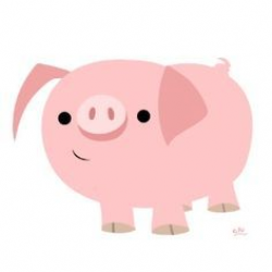 Cute Baby Pig Clipart - Clipart Kid | Pigs | Pinterest | Craft ...