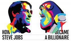 How Steve Jobs Became a Billionaire