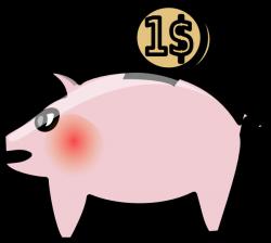 Empty Piggy Bank Clipart | Clipart Panda - Free Clipart Images