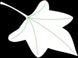 Grape Leaves Coloring Page | Grape Leaf clip art - vector clip art ...