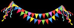 Birthday Party Banner Celebration Clipart   jokingart.com ...