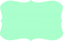 Plain Text Box Clipart