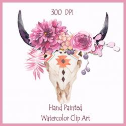 30 best My Luulla stroe(Watercolor Wreaths & Bouquet) images on ...