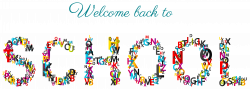 Welcome Back to School PNG Clipart Picture | Gallery Yopriceville ...