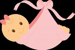 Cartoon Baby Girl Clipart - ClipArt Best - ClipArt Best | Baby ...