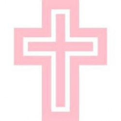 Christening Cross Clip Art   Bautizos   Pinterest   Christening ...