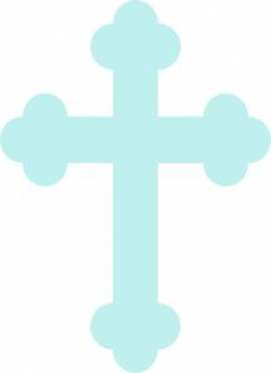 Cross template could use for centerpc to match style of cross using ...