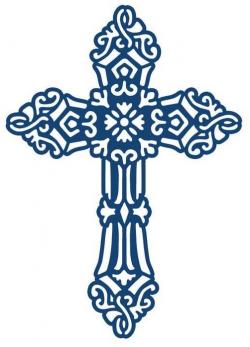 Blue Cross Clipart » Gallery of Crosses | Cool Crosses | Pinterest ...