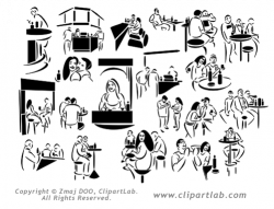 Bar Clipart, EPS Bar Art | Clipart Panda - Free Clipart Images