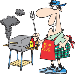 Barbecue Clipart transparent PNG - StickPNG