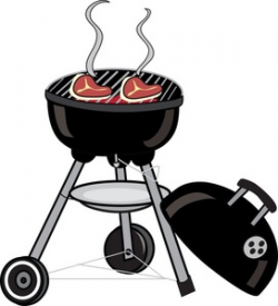 Free Barbecue Clipart Image 0515-0907-0616-2625 | Acclaim Clipart