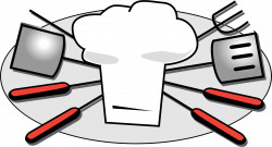 Bbq Grill Silhouette at GetDrawings.com | Free for personal use Bbq ...