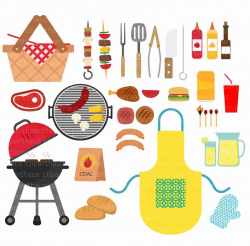 Clipart Barbeque, Barbeque clipart, Barbeque svg, BBQ Clipart, bbq Clip  art, barbeque vector, bbq vector, bbq svg, Commercial Use, SVG Files