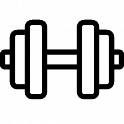83+ Dumbell Clip Art   ClipartLook
