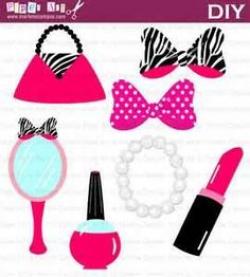 Fashion boutique clipart sale - tween diva party sweet 16 clip art ...