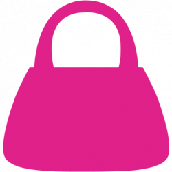 Purse clipart barbie - Pencil and in color purse clipart barbie