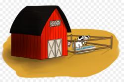 Cattle Silo Farm Barn Clip art - Farm Cliparts Pen png download ...