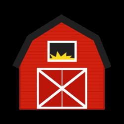 Unique Red Barn Coloring Page Farm Clip Art Ha #5828 - Unknown ...