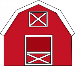 Farmer Clip Art Free | Barn Clip Art Image - red and white barn ...