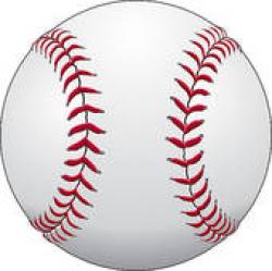 Baseball Clip Art - Royalty Free - GoGraph