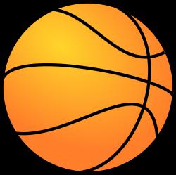 Clipart - Basketball