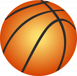 Basket clipart bola - Pencil and in color basket clipart bola