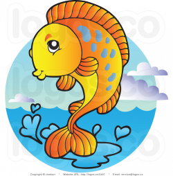 Freshwater Fish Jumping | Clipart Panda - Free Clipart Images