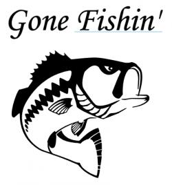Gone Fishing | website | Pinterest | Fishing humor, Cricut and ...