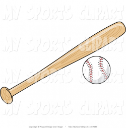 Wonderful Baseball Bat And Ball Images Free Cl #8101 - Unknown ...