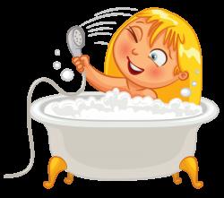 Clip art - Kid - Bath Time | Clock Time | Pinterest | Art kids and ...